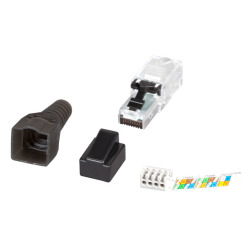 ECOLAN® RJ45 Connector UTP, Cat.6, Field-Plug