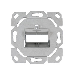 UAE mounting frame for 2x Keystone Module