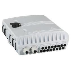 FTTH IP65 Connection Box 16 ports