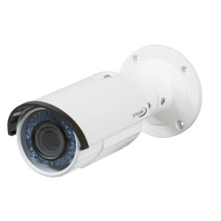 INFRALAN® Security 2MP Bullet IP Innen/Außenkamera, PoE, DC12V, Varifocal