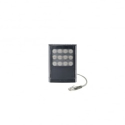 IR IP LED Scheinwerfer 850nm VARIO - 15W