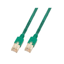 RJ45 Patchkabel F/UTP, Cat.5e, TM11, UC300, grün