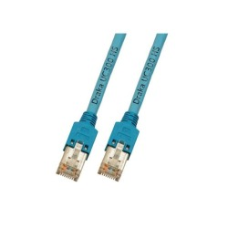 RJ45 Patchkabel SF/UTP, Cat.5e, TM11, UC300, blau