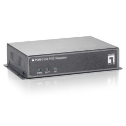 Fast Ethernet PoE Repeater 15,4W