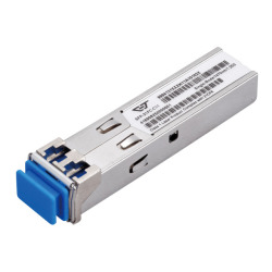 SFP Dual Rate 100/1000Mbps MM 2km/550M, 1310nm