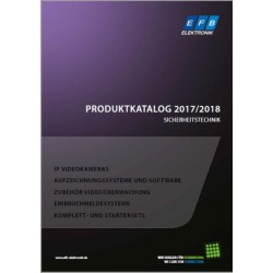 04c3fd45c04c36 Security Katalog 2017 2018 - EFB-Elektronik Online-Shop - EN