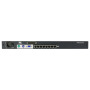"19"" KVM Switch Cat.5 mit 19"" LCD Konsole ""DUAL RAIL"""